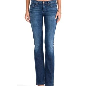 COH 'Kelly' Low Waist Boot Cut Stretch Jeans [E1]